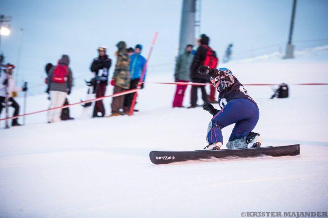 Cecilia Hanhikoski valmistautuu kuurojen MM-kilpailuihin